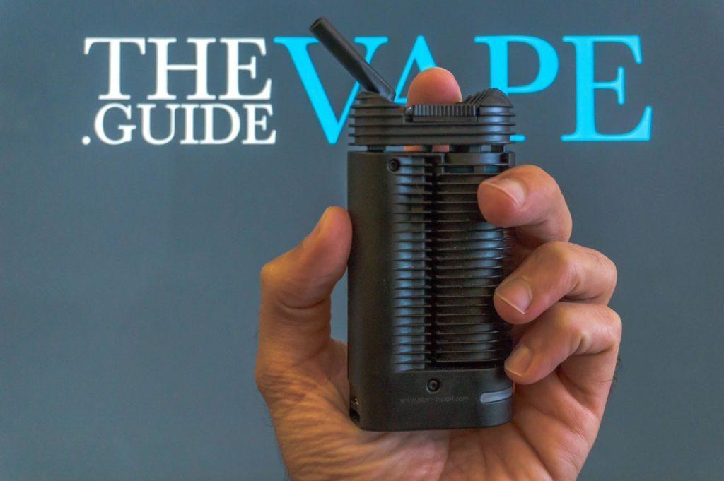Best Dry Herb Vaporizer - Crafty Vaporizer