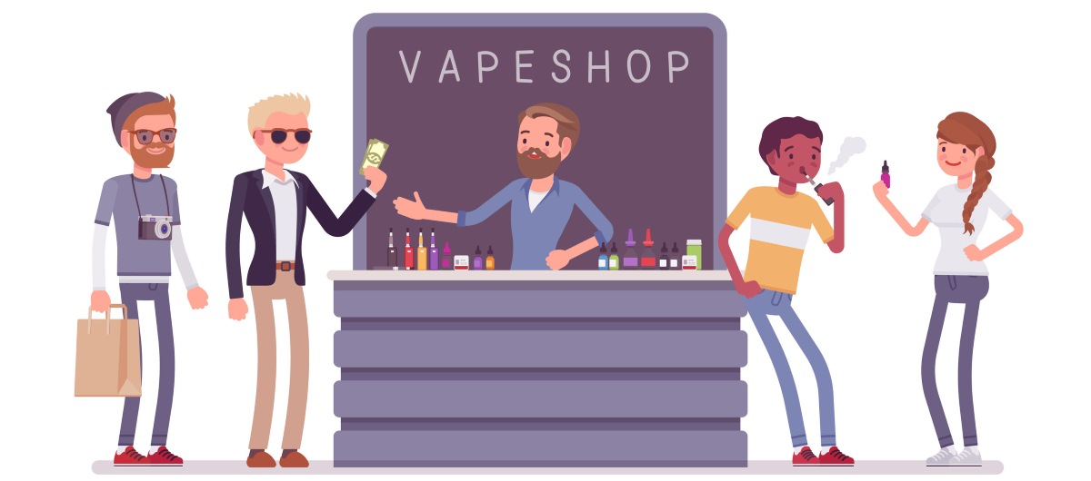 Choose Right Products Vape Shop
