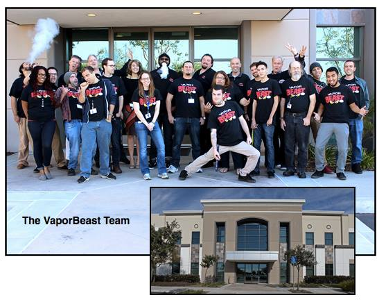 VaporBeast Team
