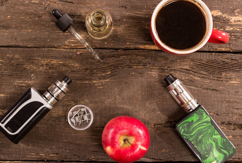 Hot UK Vaping Products 2021