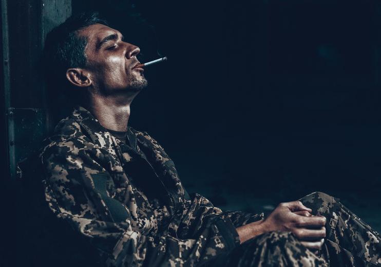 Military Tobacco Harm Reduction